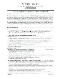 How I Do A Resume Gorgeous Change Management Specialist Resume Analyst Sample Logistics Me