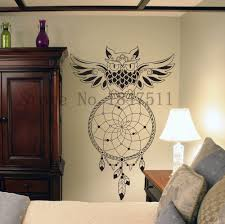 Native American Bedroom Decor Catcher Wall Art Decor Catcher Wall Decor Dream Decal Sticker