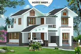 Small Picture Kerala Style 4 Bhk 1950 sq ft Modern Home Design
