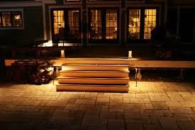 outdoor step lights home depot