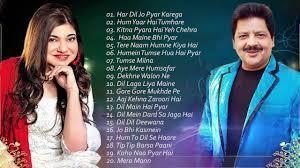 BEST Songs Udit Narayan & Alka Yagnik / Evergreen romantic songs / Awesome  Duets - SUPERHIT JUKEBOX - YouTube
