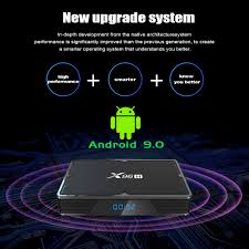 VONTAR X96H Smart TV BOX X96 Mini Android 9.0 4GB 64GB 32GB Allwinner H603  Wifi 1080P 4K Youtube 2GB 16GB Set Top Box - Best Promo #DF4DFA