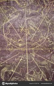Celestial Map Star Chart Stock Photo Borjomi88 213767176