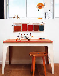 Kids Room: Kids Desk - Vintage Kids Room