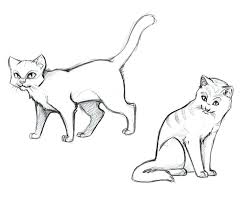 Christmas Cat Coloring Pages Free Download Jokingartcom Christmas