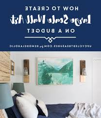 on inexpensive large wall art ideas with top 15 of large inexpensive wall art