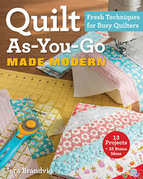 Quilt As-You-Go Made Vintage: 51 Blocks, 9 Projects, 3 Joining ... & Quilt As-You-Go Made Modern - Fresh Techniques for Busy Quilters by Jera Adamdwight.com