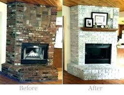 red brick fireplace makeover red brick fireplace ideas new red brick fireplace or red brick fireplace