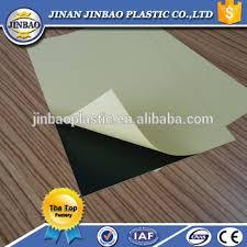 pvc sheet glue hot melting double sided self adhesive cardboard photo album pvc