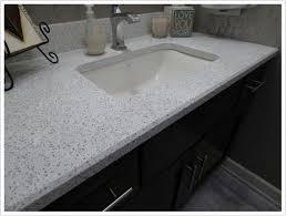 white sparkle quartz countertops