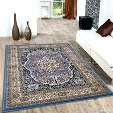 blue and brown rug blue and brown rugs blue brown dense thickness weight woven rug