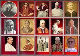 Breve historia del Papado