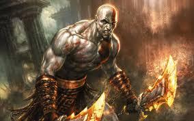 Karizma Adamlar #1 -Kratos (Savaş Tanrısı ,god Of War ...