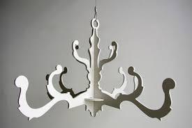 scrollsaw chandelier
