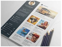 Indesign Resume Template Free Resume Templates Marvelous Visual