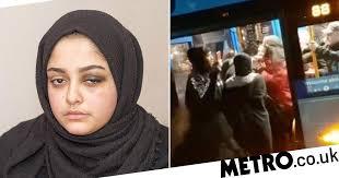 <b>Woman</b> who 'choked' Muslim <b>girl</b>, <b>14</b>, with hijab let off with caution ...