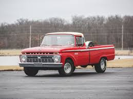 RM Sotheby's - 1965 Mercury M-100 Pickup   Auburn Spring 2018