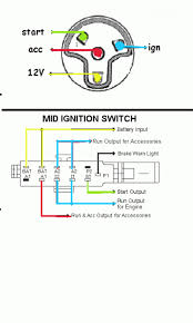 wiring diagram for universal ignition switch ireleast info universal ignition switch wiring diagram universal wiring wiring diagram