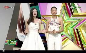 พลอย จากสาวน้อย 'อ้วนดำๆ' กลายเป็นผู้ประกาศข่าวบันเทิง แถวหน้าของไทย