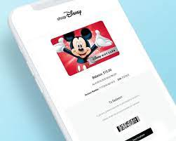 Scroll to the enter gift card section on the billing information page. Disney Gift Card One Card A World Of Possibilities