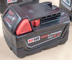 Milwaukee Steps It Up With New M18 6 0ah And 9 Ah Battery Packs