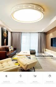 B & B Đèn LED âm trần tiết kiệm năng lượng đèn chùm trang trí phong cách  tối giản hiện đại ánh sáng trắng cho phòng ngủ và phòng khách 30cm24W