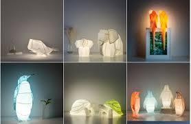 Paper Lamp Design Decorative Light Cover Ideas Interior Aura