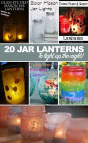 solar mason jar lights mason jar luminaries diy fairy lanterns diy mason jar hanging lanterns