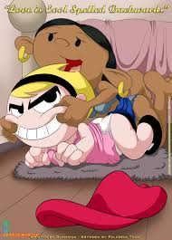 The Grim Adventures of Billy and Mandy Drawn Sex Pokemon.