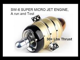 new micro jet engine 30 lb thrust very affordable 12kg