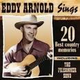 Eddy Arnold Sings 20 Best Country Memories