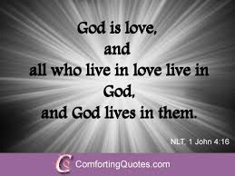 God Is Love Quotes Enchanting Bible Quotes About God Is Love ComfortingQuotes