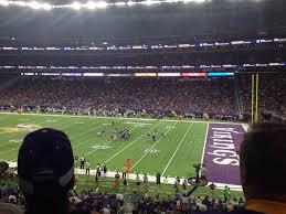 Us Bank Arena Monster Jam Seating Chart U S Bank Stadium Section 128 Minnesota Vikings