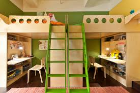 casa kids furniture. View In Gallery Mirrored Loft Beds For Two Siblings Casa Kids Furniture R