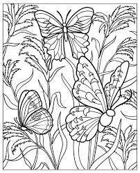 See more ideas about butterfly coloring page, coloring pages, coloring books. 20 Free Printable Butterfly Coloring Pages For Adults Everfreecoloring Com