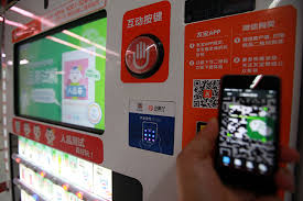 New Vending Machines Technology Adorable Supermarket Chain New Hua Du Acquires China's Top Vending Machine