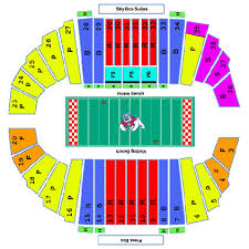 Fresno State Stadium Map Related Keywords Suggestions