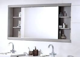 Black Bathroom Mirror Cabinet Bathroom Medicine Cabinets With