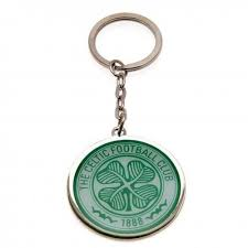 Split Key Ring Size Chart Celtic Fc Keyring