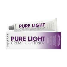 Pravana Pure Light Shampoo Reviews Pure Light Creme Lightener Kit Pravana Cosmoprof