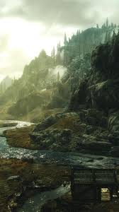 Water Nature The Elder Scrolls V Skyrim Wallpaper 4456