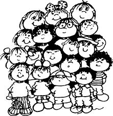 Disegni Con Bambini Per Bambini Com Con Disegno Aquilone Da Colorare