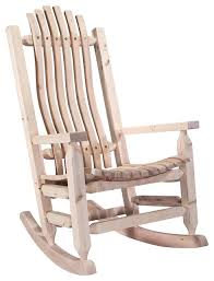 white wooden rocking chairs solid wood rocking chair rustic rocking chairs