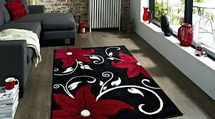 red black and grey rugs large size of modern area gray beautiful rug full bathroom