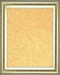 cork board picture frame framed cork board x with silver finish frame with ornate design on cork board picture frame