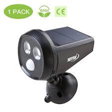 Joyin Lights Joyin 1 Joyin 3w Solar Powered Motion Sensor Spotlight