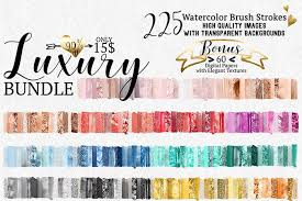 Free Watercolor Brushes Illustrator 42 Sets Of Photoshop Watercolor Brushes 2018