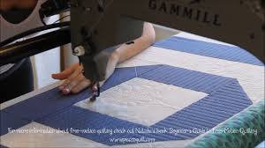 How To: Machine Quilt Swirly Feathers with Natalia Bonner - YouTube & How To: Machine Quilt Swirly Feathers with Natalia Bonner Adamdwight.com