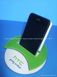 Acrylic Cell Phone Display Stands Inspiration Acrylic Mobile Phone Display Stand Cell Phone Display Stand APD