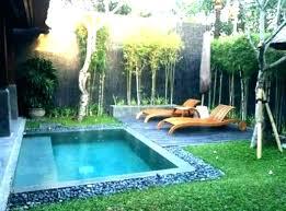 backyard with pool design ideas. Plain With Pool Design For Small Yards  With Backyard Pool Design Ideas